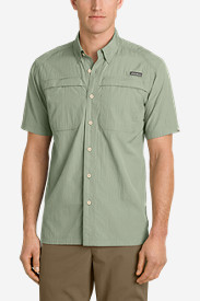 Big & Tall Shirts for Men: Men's Guide Short-Sleeve Shirt