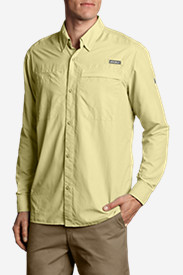 Men's Coordinates Long-Sleeve Shirt