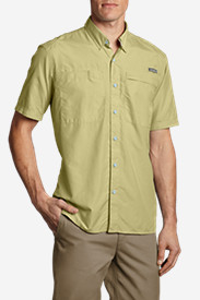 Men's Coordinates Short-Sleeve Shirt