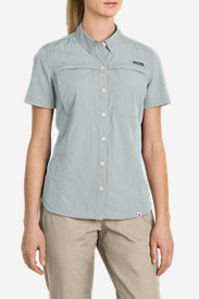 Comfortable Tops for Women: Women's Guide Short-Sleeve Shirt