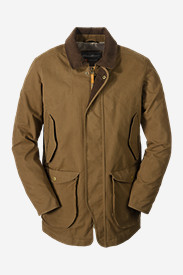 Water Resistant Jackets for Men: Men's Bainbridge Field Jacket