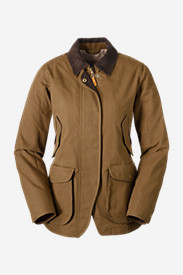 Water Resistant Jackets: Women's Bainbridge Field Jacket