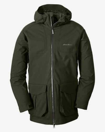 Mens Parkas: Men's 3-In-1 Field Parka