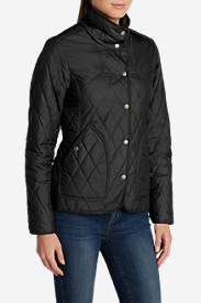 Jackets for Women: Women's Year-Round Field Jacket - Solid