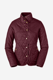 Red Jackets: Women's Year-Round Field Jacket - Solid