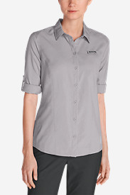 Women's Ahi Long-Sleeve Shirt