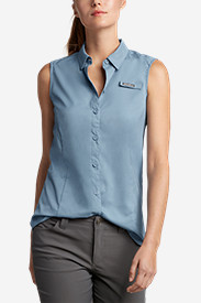 Women's Ahi Sleeveless Shirt