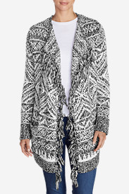 Women's Ilaria Bronson Open Cardigan Sweater