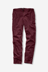 Men's Arrowhead Slim Chino Pants