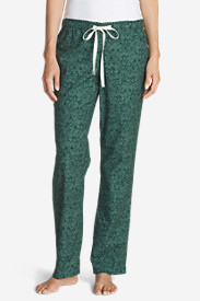 Tall Pajamas for Women: Women's Stine's Favorite Flannel Sleep Pants