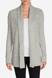 Long Sleeve Cardigans for Women: Women's Cable Sleep Cardigan