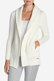 Long Sleeve Cardigans for Women: Women's Lounge Around Cardigan