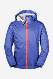 Girls' Cloud Cap Rain Jacket