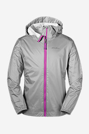 Jackets: Girls' Cloud Cap Rain Jacket