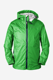 Water Resistant Jackets: Boys' Cloud Cap Rain Jacket