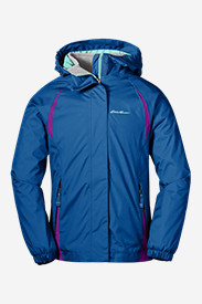 Blue Jackets: Girls' Powder Search 3-In-1 Jacket