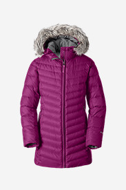 Girls' Sun Valley Down Parka