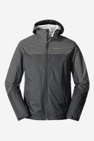 Men's Cloud Cap Flex Rain Jacket
