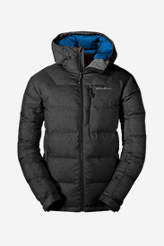 Comfortable Jackets: Men's DownLight Alpine Jacket