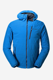 Men's IgniteLite Flux Stretch Hooded Jacket