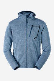 Winter Coats: Men's High Route Fleece Hoodie