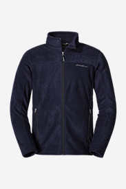 Water Resistant Jackets for Men: Men's Quest 200 Fleece Jacket