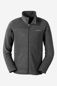 Big & Tall Jackets for Men: Men's Quest 200 Fleece Jacket