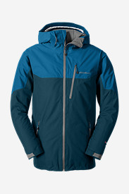Windproof Jackets for Men: Men's Insulated Neoteric Jacket