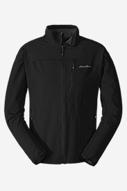 Water Resistant Jackets: Men's Sandstone Soft Shell Jacket