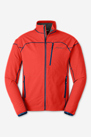 Red Jackets: Men's Sandstone Soft Shell Jacket