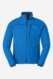 Blue Jackets: Men's Sandstone Soft Shell Jacket