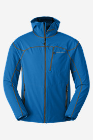 Blue Jackets: Men's Sandstone™ Soft Shell Hooded Jacket