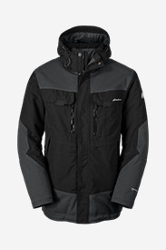 Water Resistant Jackets for Men: Men's Storm Ops Parka