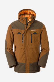 Brown Parkas: Men's Storm Ops Parka