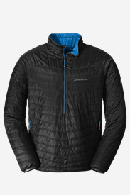 Water Resistant Jackets for Men: Men's IgniteLite Reversible Pullover