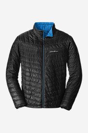 Water Resistant Jackets: Men's IgniteLite Reversible Jacket