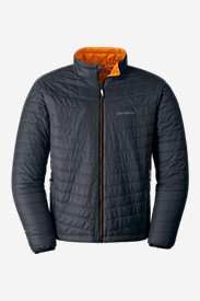 Blue Jackets: Men's IgniteLite Reversible Jacket