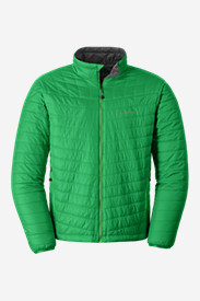 Green Jackets for Men: Men's IgniteLite Reversible Jacket