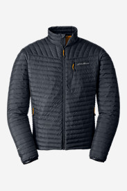 Blue Jackets: Men's MicroTherm® StormDown® Jacket