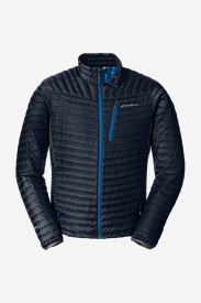 Water Resistant Jackets: Men's MicroTherm StormDown Jacket