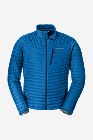 Big & Tall Jackets for Men: Men's MicroTherm StormDown Jacket