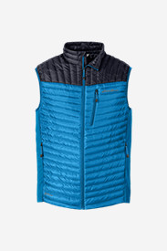 Mens Ski Vests: Men's MicroTherm StormDown Vest