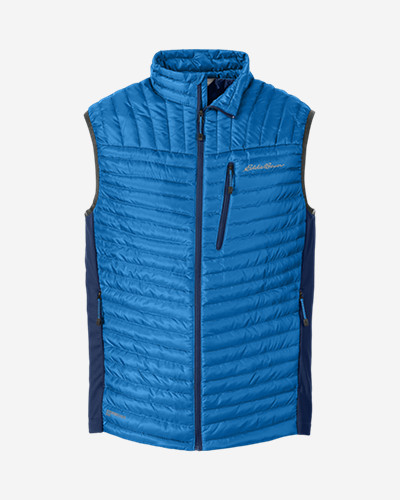 Snow Vests: Men's MicroTherm® StormDown® Vest