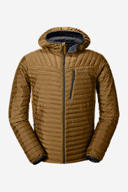 Men's MicroTherm® StormDown® Hooded Jacket