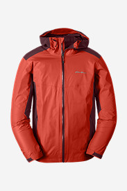 Rain Jackets for Men: Men's Alpine Front Jacket