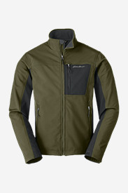 Green Jackets for Men: Men's Windfoil Elite Jacket