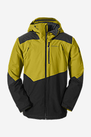 Water Resistant Jackets: Men's Telemetry Freeride Jacket