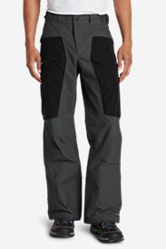 Waterproof Pants for Men: Men's Telemetry Freeride Pants