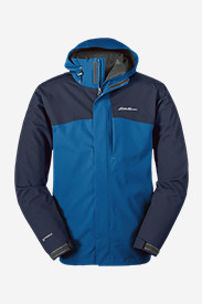 Blue Jackets: Men's All-Mountain 3-in-1 Jacket