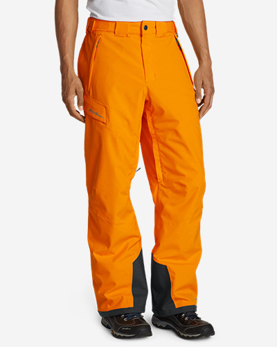 Waterproof Pants for Men: Men's Powder Search Insulated Pants